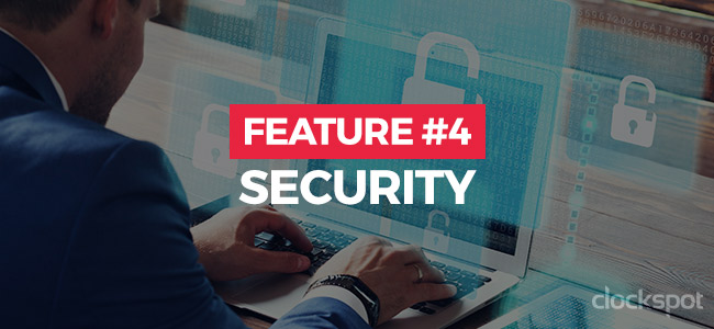 Feature #4: Security