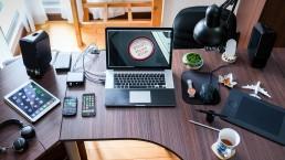 Techology aids business productivity